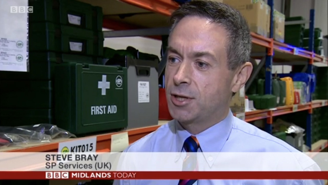BBC News Midland Today October 2014 Ebola