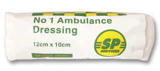 No 1 Ambulance Dressing Sterile