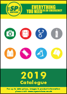 SP Services 2019 Catalogue