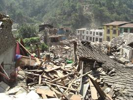Nepal - the Aid Efforts Continue