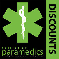 College of Paramedics Member Benefits