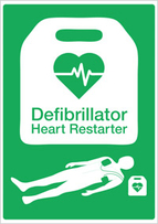 Resus UK Launch New Defibrillator Signage
