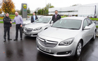 New Insignia fleet cars mean business for SP Sales Reps