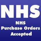 NHS Purchase Orders Accepted