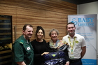 TV Stars Launch SP Services Parabag's Community Midwives Bags!