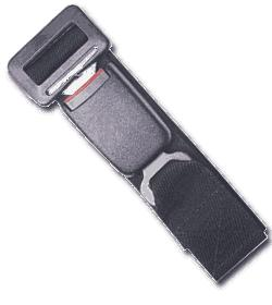 Set of 4 Spineboard Straps with Metal Seat Belt Type Buckle