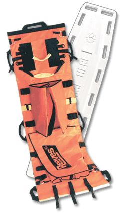 Reeves Sleeve Rescue Stretcher in Orange