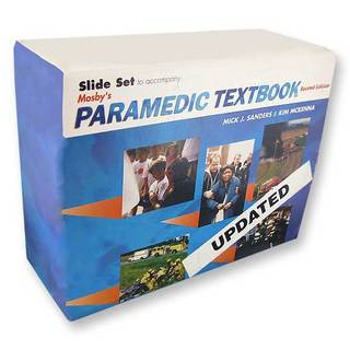 Mosby Paramedic Textbook - 35 mm Slide Set