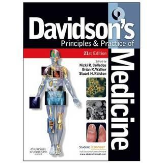 DAVIDSON MEDICINE 21ST EDITION EBOOK