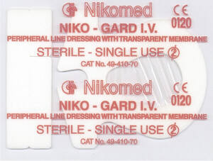 Niko-Guard IV Dressing - Single