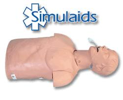Simulaids Airway Management Trainer - Adult