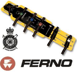 Ferno Aqua Strapping System incl Head & Back Pad