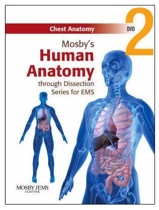 Mosby's Human Anatomy through Dissection Series for EMS - DVD 2