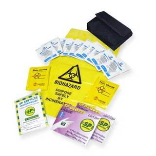 Personal Protection Kit - Complete With Pouch