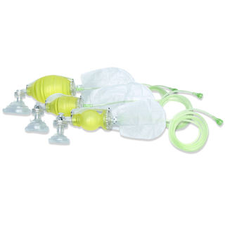 "Laerdal ""The Bag II"" BVM Resuscitator"