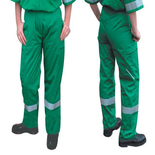 Ambulance Uniform Trousers - Kelly Green
