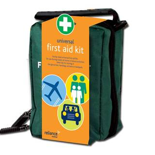 Universal First Aid Kit in Oslo Bag - Small
