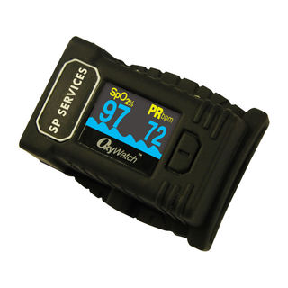 SP302 Ruggerised OxyWatch Fingertip Pulse Oximeter