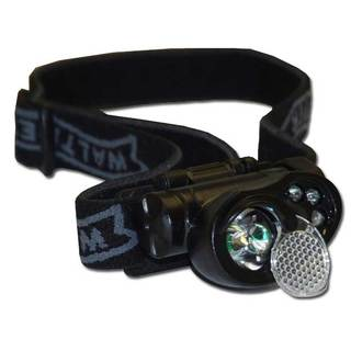 NS HT080 Rebel 4 LED Headtorch