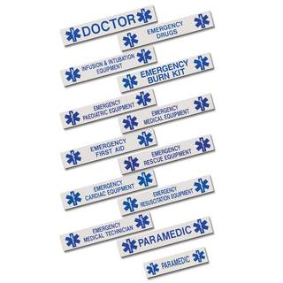 Star of Life Case Sticker