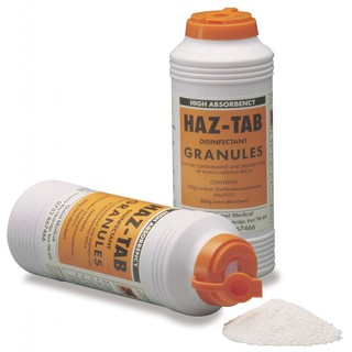 Haz-Tab Granules in 500ml Shaker Bottle