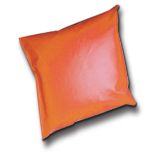 Standard Trolley Pillow - Orange