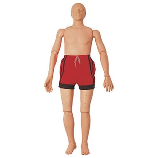 Water Rescue & CPR Manikin - Adult
