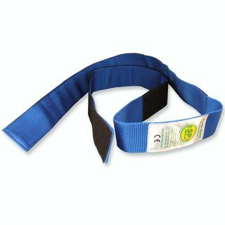 Casualty Securing Strap - Long - Royal Blue - Single