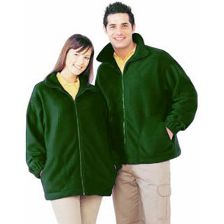 Ambulance Fleece - Bottle Green