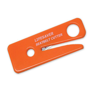 EMI LifeSaver Seatbelt Cutter - Orange