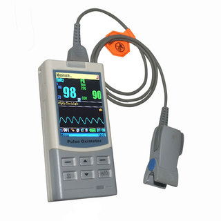 SP300M Hand Held Pulse Oximeter with Adult Probe