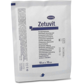 Zetuvit Dressing Pad 20x40cm - SINGLE