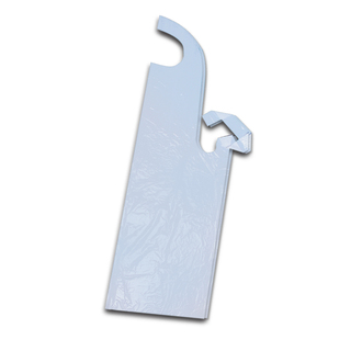Disposable Plastic Aprons - Pack of 100