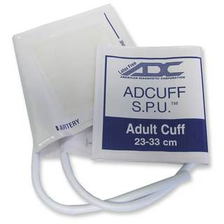 ADC Adcuff Single Patient BP Cuffs - Double Tube
