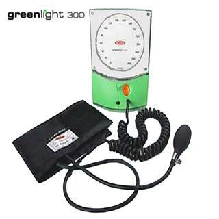 Accoson Greenlight 300 Electronic Sphyg with Adult Velcro Cuff