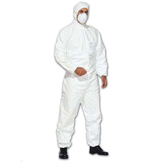 Tyvek Protech Disposable Coverall