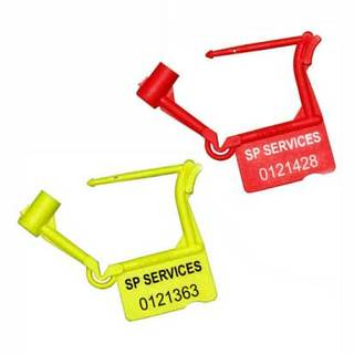 Plastic Padlock Security Seal