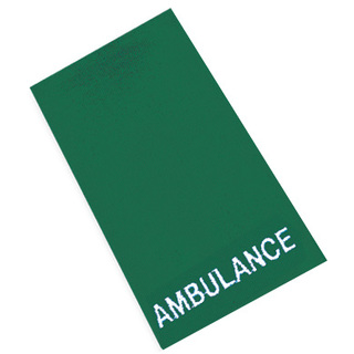 Epaulettes - AMBULANCE - Pair