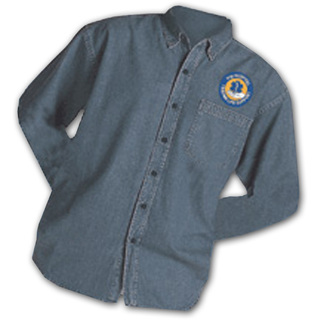 PHTLS Denim Shirt - Medium