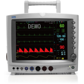 G3D Multi-Parameter 12-Lead ECG Patient Monitor