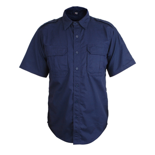 Bastion Tactical Short Sleeve Shirt - Navy