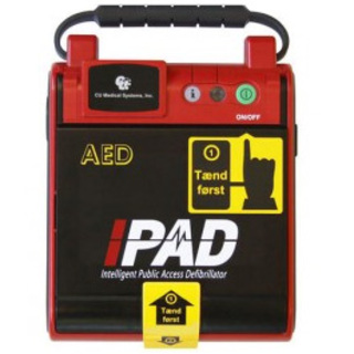 iPAD NF1200 Saver Semi-Automatic AED with CPR Voice Prompts