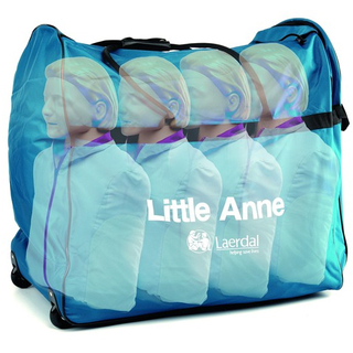 Laerdal Little Anne Manikin - Pack of 4
