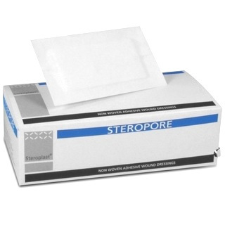 Steropore Dressing - 15cm x 9cm - Box of 25