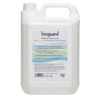 Bioguard Medical Hand Scrub - 5 Litre Drum