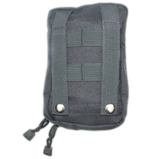 Parabag IFAK Pouch - Medium Unkitted - Tactical Black