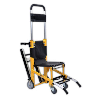 SP Tracked Stair Chair for use by Ambulance Services