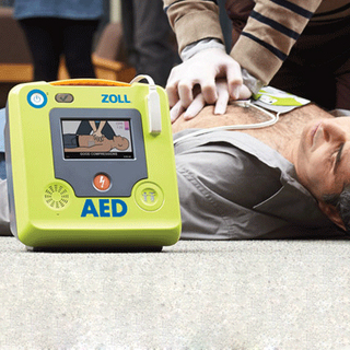 ZOLL AED 3 Automatic External Defibrillator