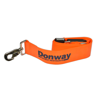 Donway Straps: Metal Buckle/Swivel Speed Clip