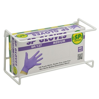 Wall Mounted Glove Dispenser - Single Box Version